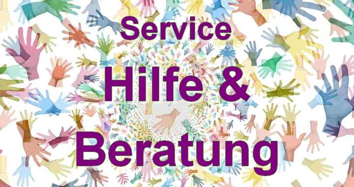 Service | Hilfe und Beratung