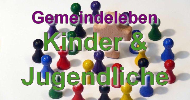 Gemeindeleben | Kinder und Jugendliche